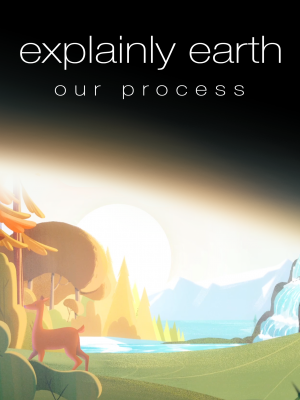 Explainly Earth Poster